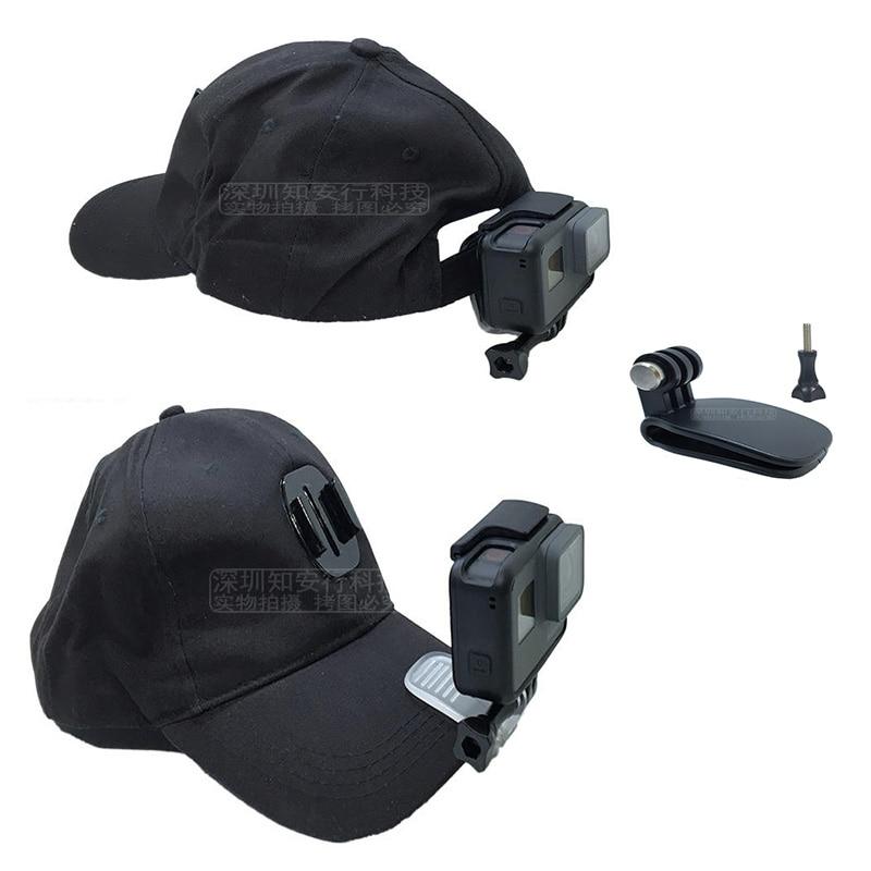 Head Strap and Quick Clip for GoPro HERO 7 Hat Cap Mount Belt Mount
