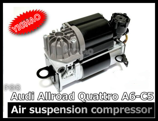 Pour A6 C5 4B allroad quattro Kompressor 4Z7616007 4Z7616007A compresseur à suspension pneumatique pour audi auto part