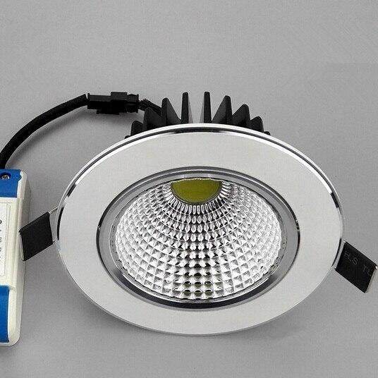 24X Modern COB Led Downlight Lamps 15W Warm White/Cold ...