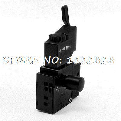 AC 250V 6A Manual Operation Lock Speed Control Switch FA2-6/1BEK for Power Tool ac 250v 20a normal close 60c temperature control switch bimetal thermostat