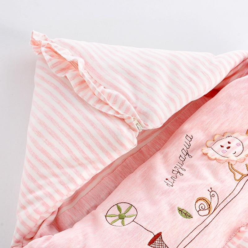 798011a6d Baby Bedding Thicken Sleeping Bag Newborn Neighbor winter Wrap baby ...