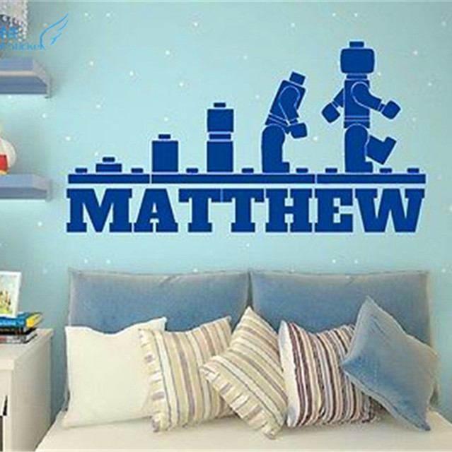 Free Shipping Customer Made LEGO EVOLUTION Decal WALL STICKER - Lego wall decals vinylaliexpresscombuy free shipping lego evolution decal wall