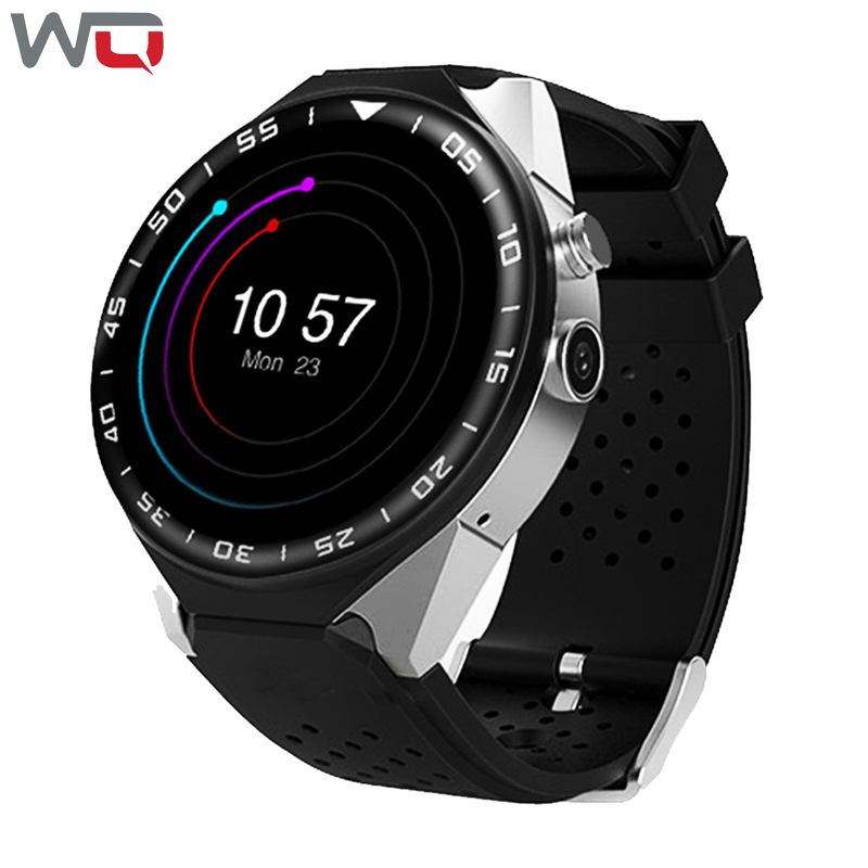 WQ S99C 3G Android Smart Watch With GPS WiFi 1.39 MTK6580 Quad Core 1.3GHZ GPS Smartwatch Fitness Tracker relogio PK Amazfit kw06 smart watch android 5 1 mtk6580 quad core pk kw88 wifi gps 3g smartwatch phone fitness tracker heart rate tracker watch man