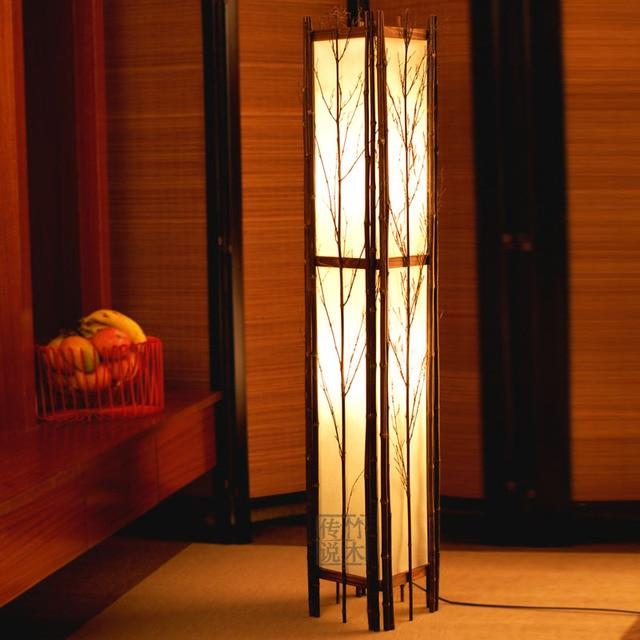 neue ankunft chinesischen japanischen stil handgefertigten bambus, Wohnzimmer