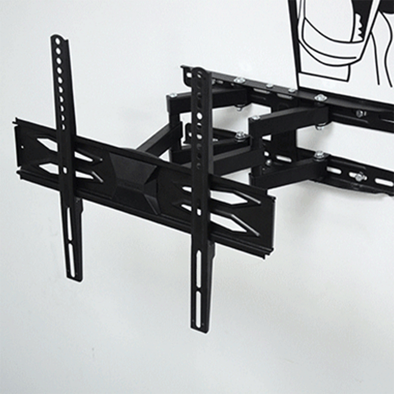 high quality braket for tv stretch out and draw back tv set flexible holder for 32-60inch tv силиконовые пленки крышки stretch and fresh