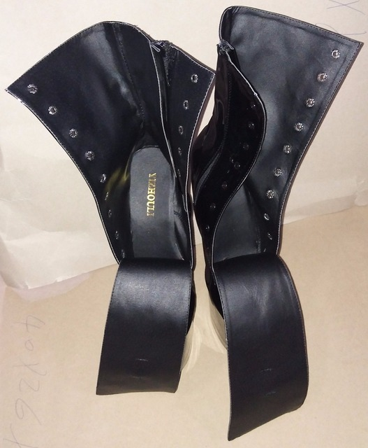 Sexy High Heel Ankle Boots
