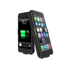 Power Case For iPhone 6 6S External Battery Charger Case 5000mAh Backup Pack Charging Case Powerbank
