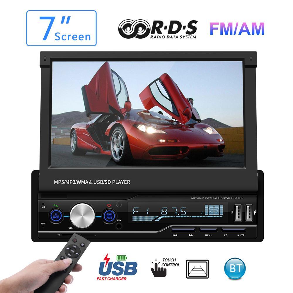 Autoradio Mp5 lecteur MP3 Autoradio Bluetooth RDS 7