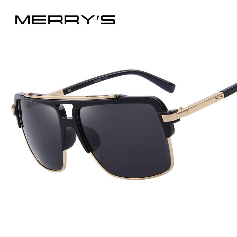 designer sunglasses women  Aliexpress.com : Buy MERRY\u0027S Men Square Sunglasses Women Classic ...