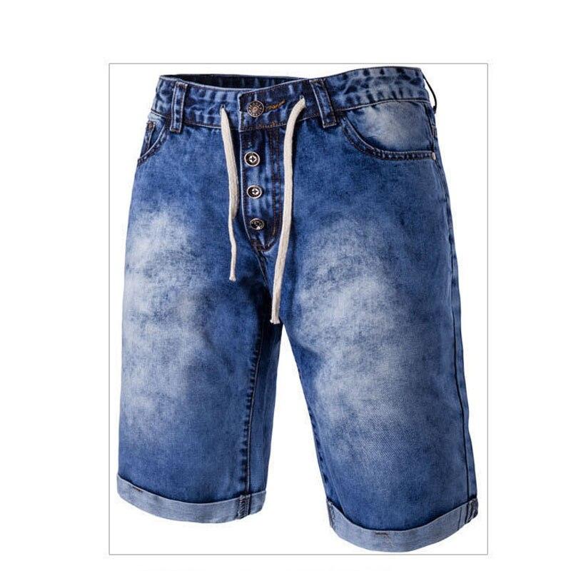 2017 Summer Fashion Mens washed Jeans Shorts Fashion Mens Jeans Shorts Men Best Choice Denim Jean Shorts Causal shorts