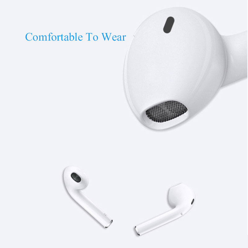 I7s TWS Wireless Bluetooth Earphones For Sports With Microphone For Smartphones 15