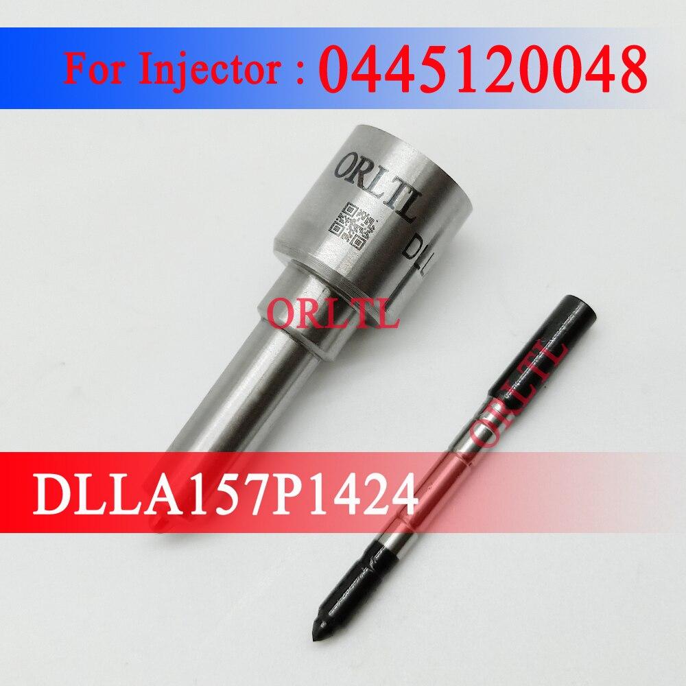 Форсунка дизельного распылителя ORLTL DLLA 157 P 1424 0433171886 DLLA 157 P1424 0433 171 886 для 044512048