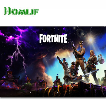 Full square Drill 5D  Diamond Painting Cross Stitch Fortnite Game Art Mosaic DIY Diamond Embroidery Needlework Home Decor