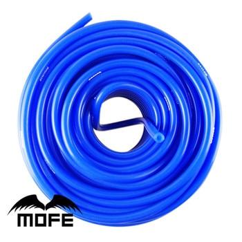 MOFE- Universal Style 50M Super Vacuum Hose ID: 4mm OD:8MM - Blue Black Red