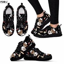 Wanita untuk Sneakers Flats