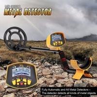 MD 3010II Professional Underground Metal Detector Md 3010ii Gold Pinpointer Gold Digger Garrett Treasure Hunter Waterproof