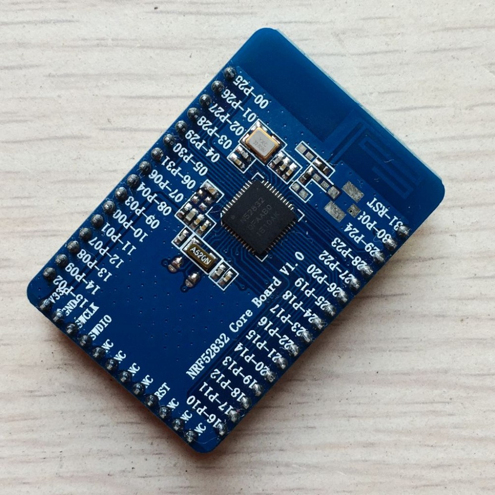 MultiBoard BLE dedicated NRF52832 core board NORDIC the latest BLE strong support the latest red board msp exp432p401r msp432p401r launchpad rev2 0