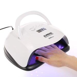 80W UV LED Nail Lamp Professio