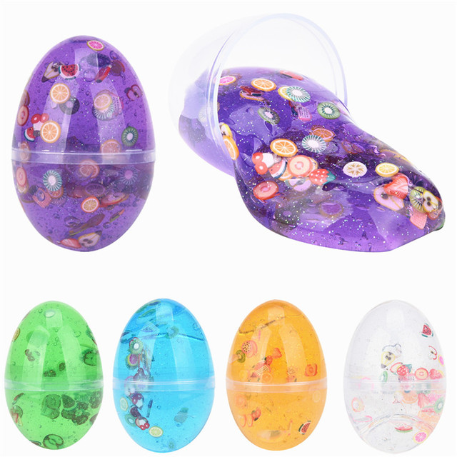 slime toys for kids rubber lizun slime antistress toys dynamic sand antistress toys for Japanese sweets antistress toys