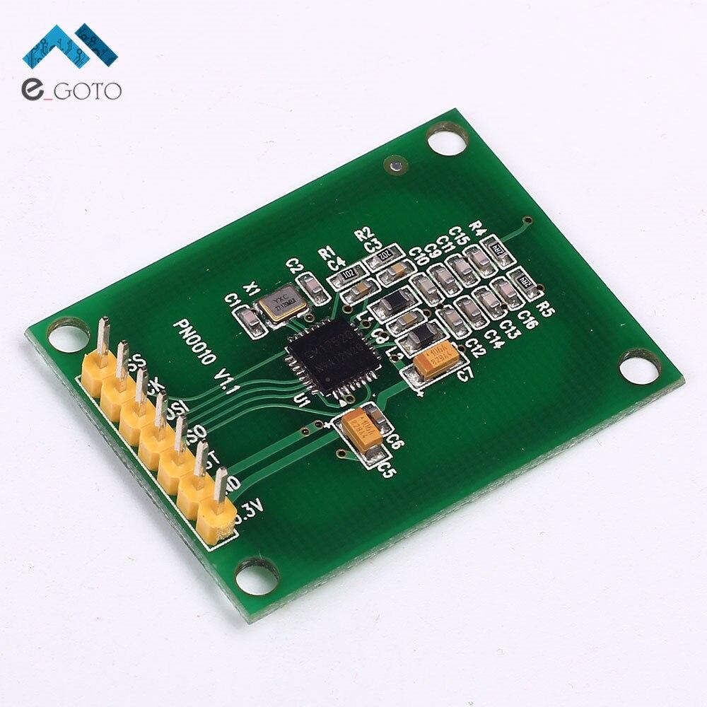 RC522 FM17520 RFID Sans Fil Module IC Lecteur Écrivain Capteur Carte Module SPI Interface 40x30mm Pour Arduino