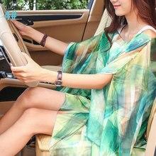 Сокрытия ttlife пашмины мыс шаль cover солнцезащитный печатных блузка бикини up