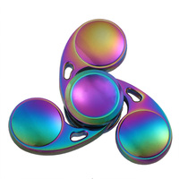 2017 New Colorful Hand Spinner Fidget Toys Alloy EDC Sensory Fidget Spinner For Autism And Kids/Adult Funny Toy