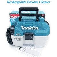 Портативный пылесос зарядки 18 в Multi function бесщеточный фен очистки пыли