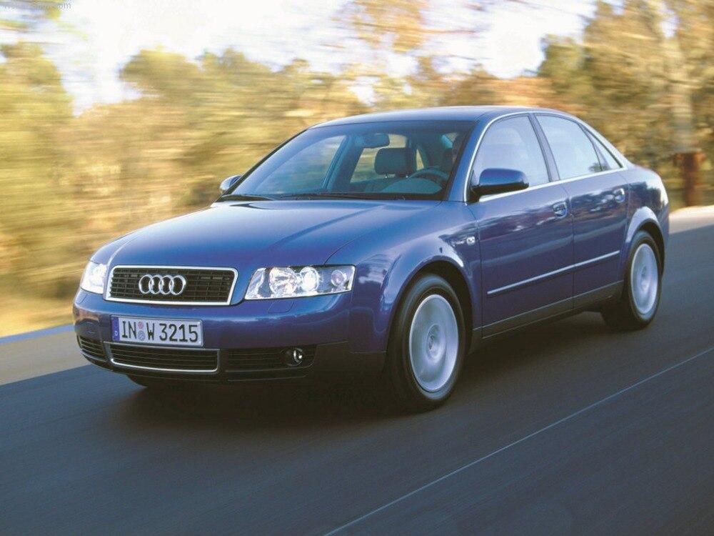 Free Shipping 2Pcs/Lot car-styling Car <font><b>Led</b></font> Lamp Error Free Front and Rear Turn Signal Light For Audi A4 b6