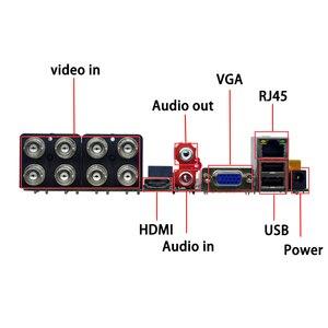 Image 3 - OUERTECH AHD CVI TVI IP CVBS 5 en 1 8CH