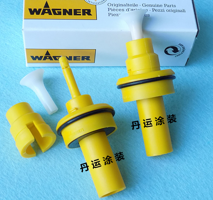 WagnerPEM-X1 manual electrostatic powder coating spray gun nozzle electrostatic powder coating machine powder injector pump insert sleeve