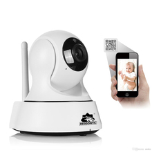 HD 1080P IP Camera Wi-Fi CCTV Cam Security Network Kamera WiFi Wireless IP kamery Baby Monitor Audio QR CODE Scan Connect цены онлайн
