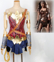 Adult Kids Women Girls Wonder Woman Superhero Diana Princess Armor Cosplay Costume Dress Accessories Headwear Full