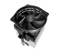Pccooler V1 Pure Copper Silent 10cm 100mm Cpu Fan For AMD Intel 775 1151 1150 1156