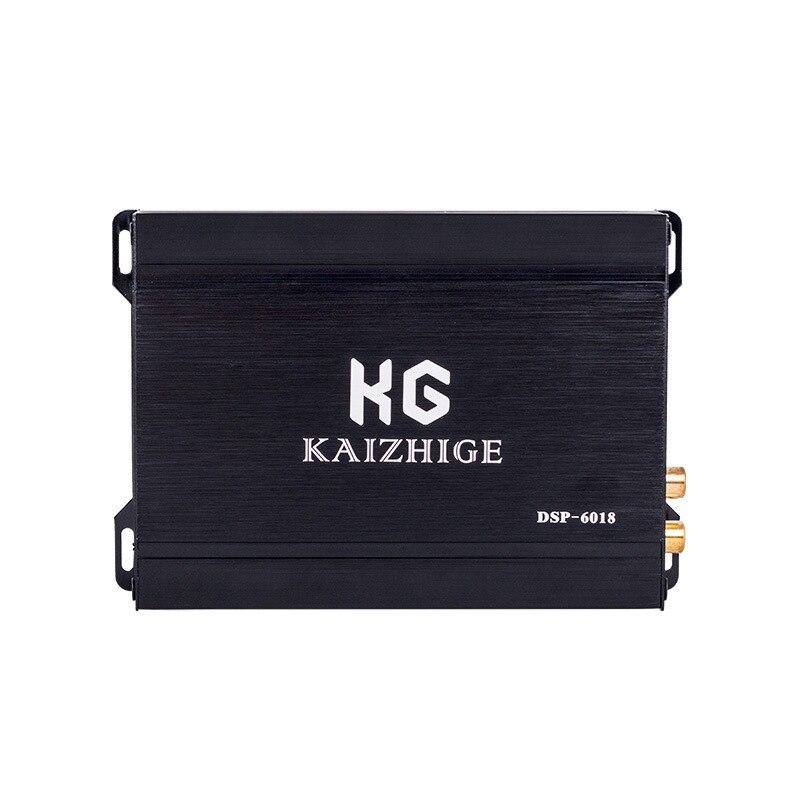 Voiture Audio égaliseur EQ 11 bandes voiture Audio stéréo Tuner numérique son processeur avec 90 w * 4 amplificateur Bluetooth voiture accessoires