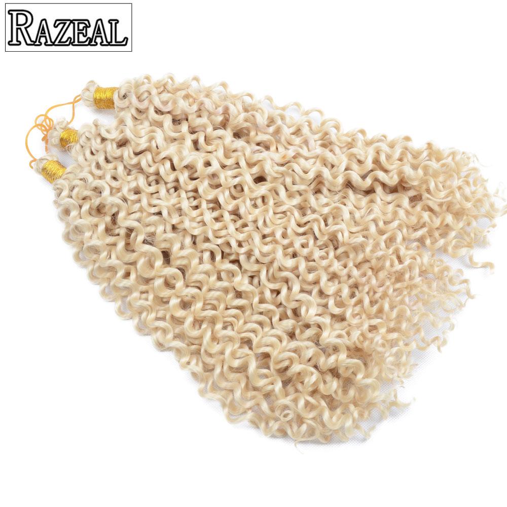 Razeal πλέκω πλεξούδα μαλλιών - Συνθετικά μαλλιά - Φωτογραφία 5