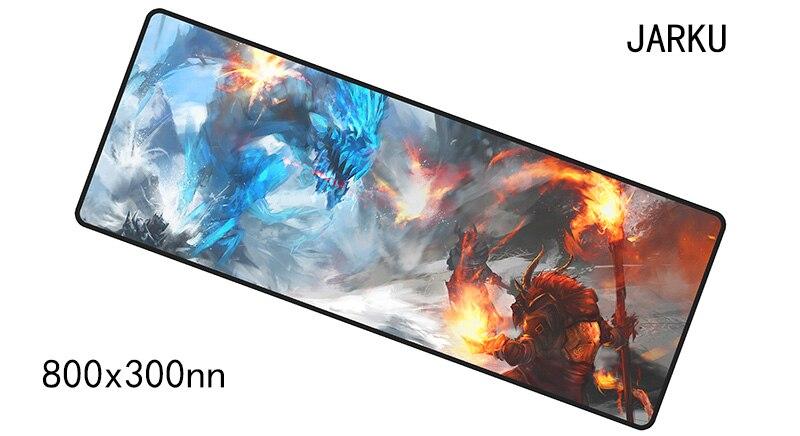 Guild wars 2 pad souris 800x300x4mm tapis à souris notbook ordinateur tapis de souris locrkand gaming padmouse gamer clavier souris tapis