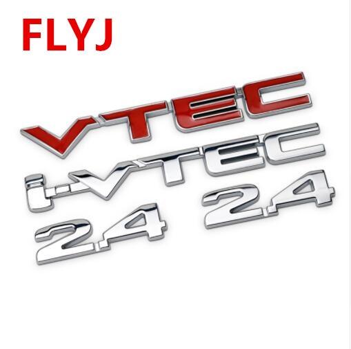 i-VTEC Emblem Badge suit Acura TSX RSX Honda Civic Accord S2000 CRV CRZ Fit Jazz