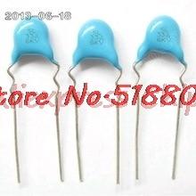 1pcs/lot 6KV33J High-voltage Ceramic Capacitors 6KV 6000V 33P 33J In Stock