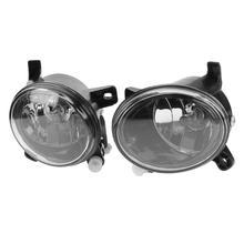 1 пара автомобилей галогенные спереди вождения Туман лампа автомобилей передний бампер свет для Audi A4 B8 Q5 2008-2012 автомобилей Аксессуары