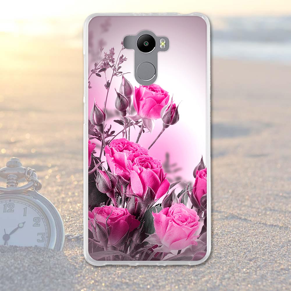 Case For Xiaomi Redmi 4 Cover Painted Soft TPU Protective Cover Case For Xiaomi Redmi 4 Pro Phone Case For Xiaomi Redmi 4 Prime