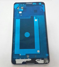 For Samsung Galaxy Note3 SM-N900 Silver Color Orignal New Front Frame Board Housing Free Shipping With Tracking Number