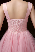 Short Chiffon Above knee party/prom dress