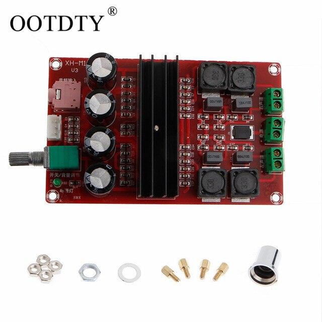 TPA3116D2 2x100W 2 Channel Digital Amplifier Audio Board 12 24V DIY Module