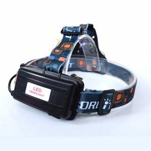 Image 3 - 3 LEDไฟหน้า8000LM XM L T6 UV LEDไฟหน้า395nmอัลตราไวโอเลตแบบชาร์จโคมไฟหัวl ampeฟรอนตาเล่18650ชาร์จแบตเตอรี่