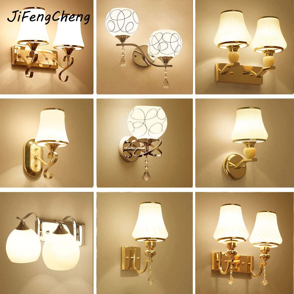 Buy jifengcheng glass sconces reading - Bedroom wall sconces for reading ...