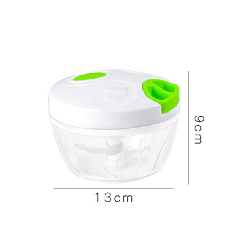 Manual Twisting Vegetable Machine Kitchen Gadget For Small Household Multi functional Meat Grinder Kitchen Accessories|Potato Mashers & Ricers| |  - title=