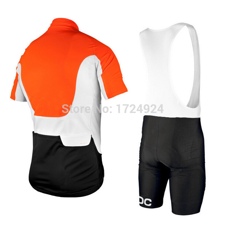 2015 POC sport jersey Cycling Shorts Sleeve bib Shorts Kits bike bicycle  clothing bicicletas maillot velo mtb ciclismo for men-in Cycling Sets from  Sports ... 706226ef2
