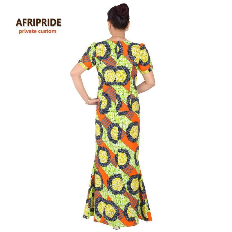 Gaun elegan Afrika ditetapkan untuk wanita femmes gaya afrika pakaian - Pakaian kebangsaan - Foto 6