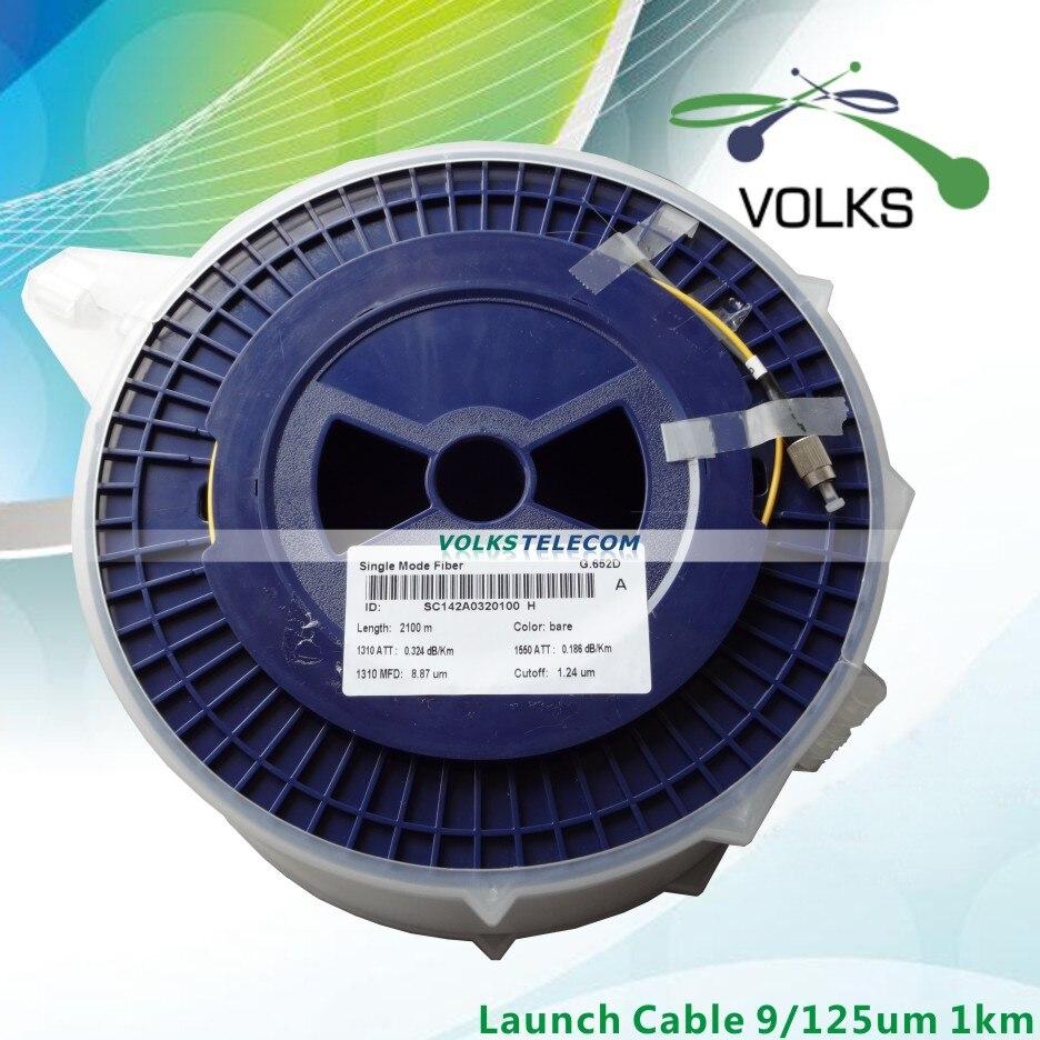 Cavo Monomodale fibra Ottica OTDR Launch 9/125um 1 km