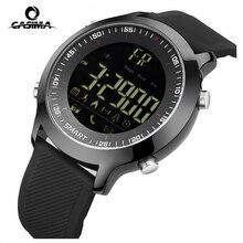 CASIMA Marque De Luxe Hommes Montres de Sport Étanche 50 m Numérique Montre Smart Watch Hommes Mode Casual Électronique Montres EX18